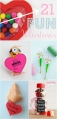 21 fun Valentines, kid friendly |via lollyjane.com