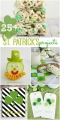 25+ St. Patrick's projects, desserts & ideas, so cute! |via lollyjane.com