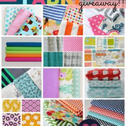 The great fabric giveaway
