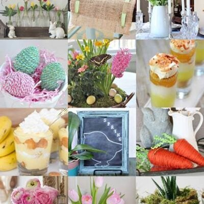 14 Spring Ideas |$1600 Giveaway