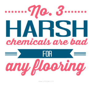 5 Easy Tips to keep your floors clean!