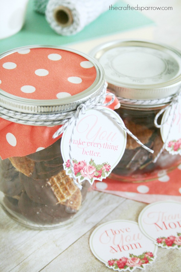 Mothers Day tags + Lots of other Mothers Day ideas!