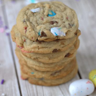 Whopper robin egg cookies