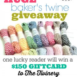 The Twinery $150 gift card giveaway