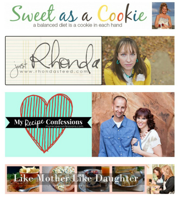 Meet Lolly Jane's 2014 food contributors!
