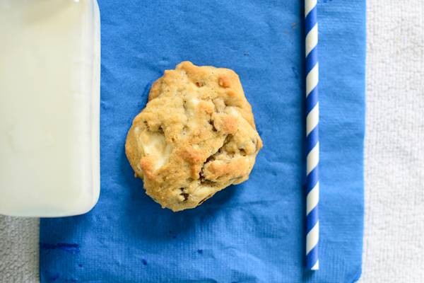 Yummy DOUBLE chocolate chunk cookies!!  via lollyjane.com
