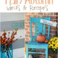 20+ great fall/autumn ideas and recipes!