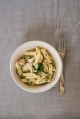 Easy chicken pasta recipe, yum! Quick and easy dinner idea!!