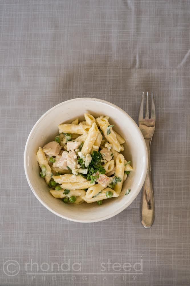Easy Chicken Pasta