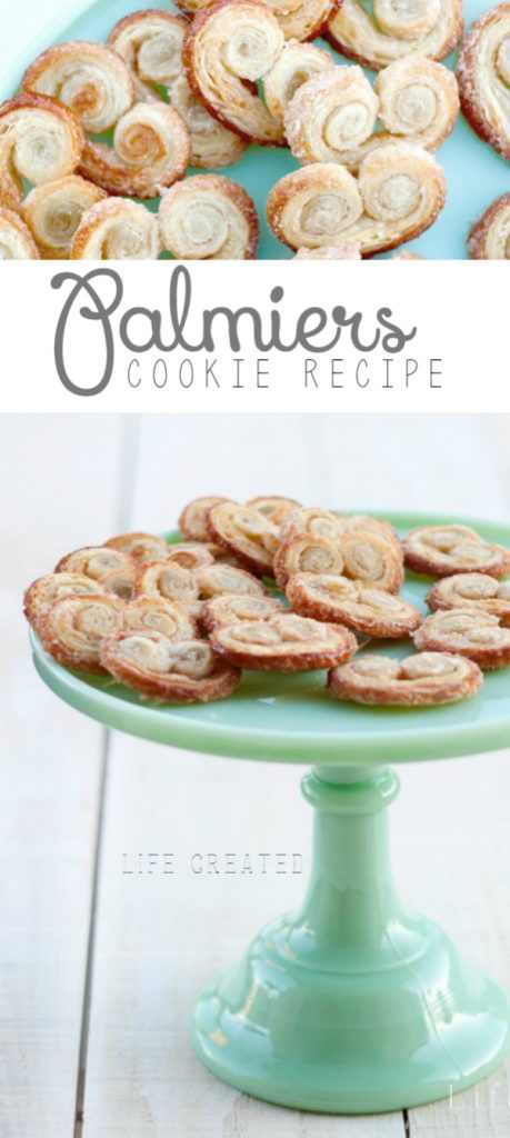 Palmiers recipe from scratch | lollyjane.com