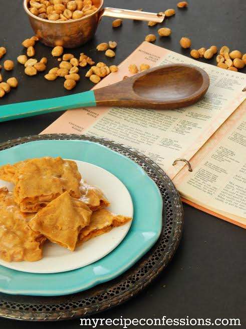 microwave-peanut-brittle-recipe