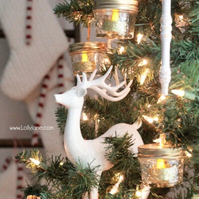 diy ball jar ornaments
