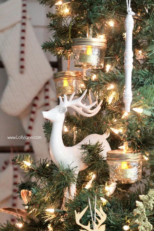 diy ball jar ornaments