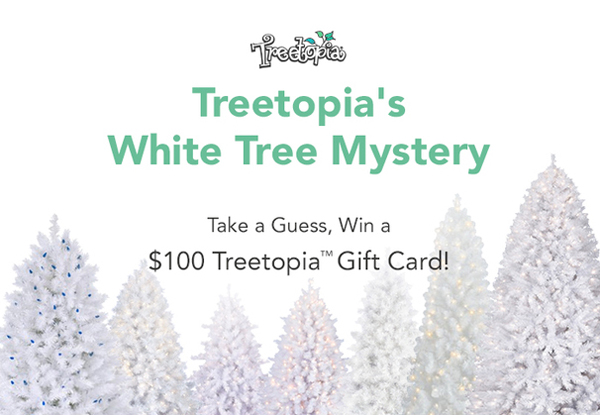 Win a $100 giftcard to Treetopia.com