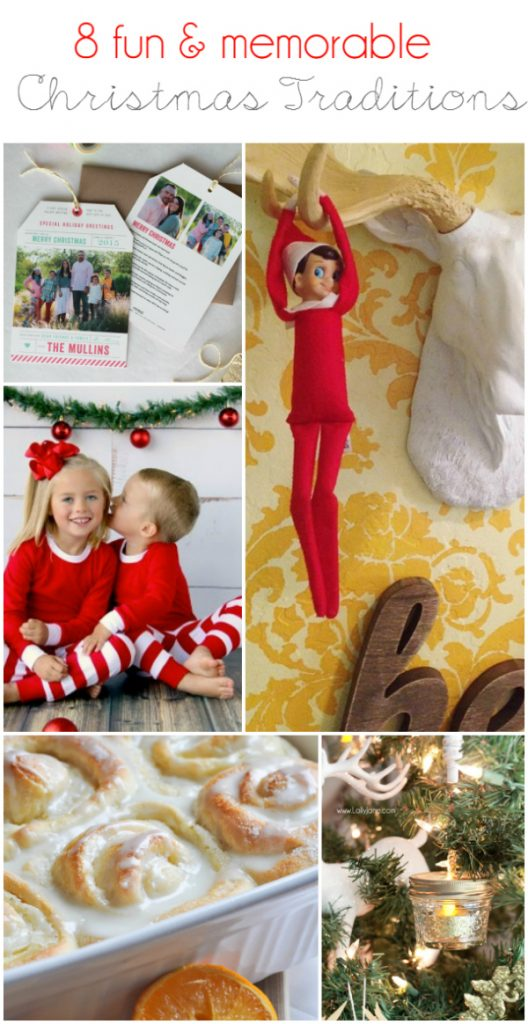 8 fun Christmas traditions that your kids will love!