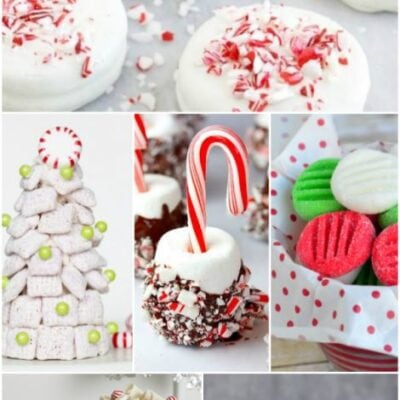 30+ yummy and easy peppermint desserts
