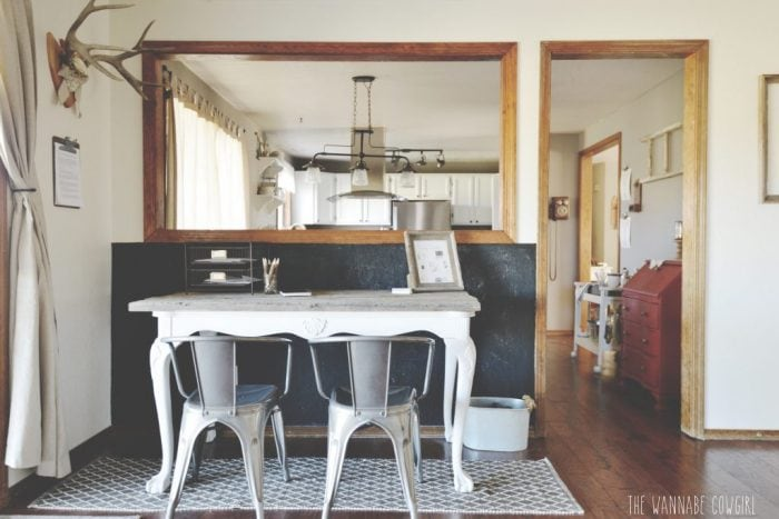 Awesome Tips for How to  Create a Totally Awesome, Functional and Organized Home Office! | via TWC