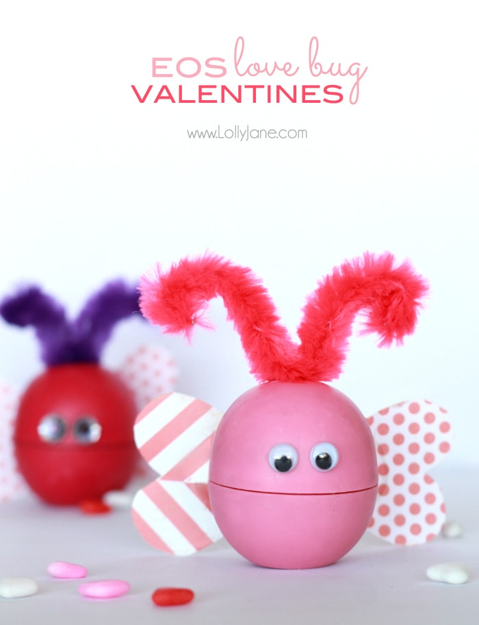 EOS Love Bug Valentine