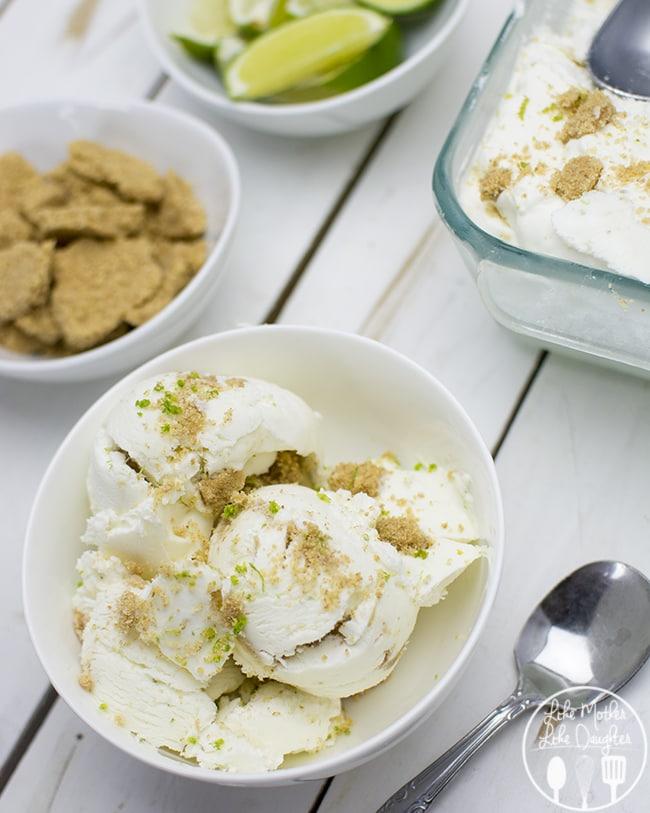 Key Lime Pie Ice Cream | LMLD.org