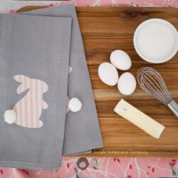 DIY Spring Kitchen Linens