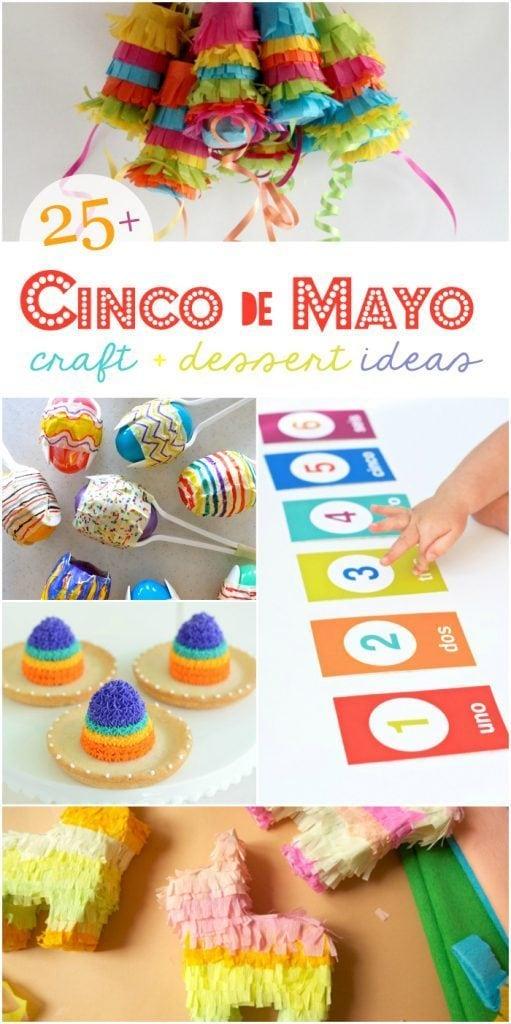 Cinco De Mayo Food Crafts