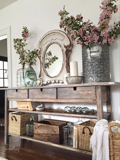 ikea norden sideboard makeover. Black Bedroom Furniture Sets. Home Design Ideas