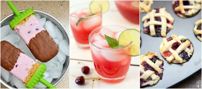 Some yummy and easy refreshing summer recipe ideas!