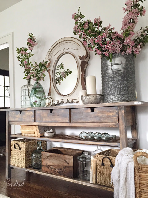 Love this Idea Norden sideboard makeover!