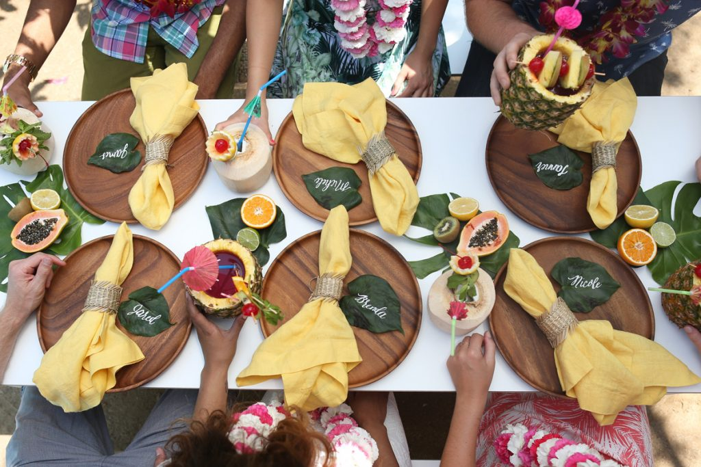 Best 25 Luau Party Foods Ideas On Pinterest: Top 5 Punch Recipes And Luau Party Ideas