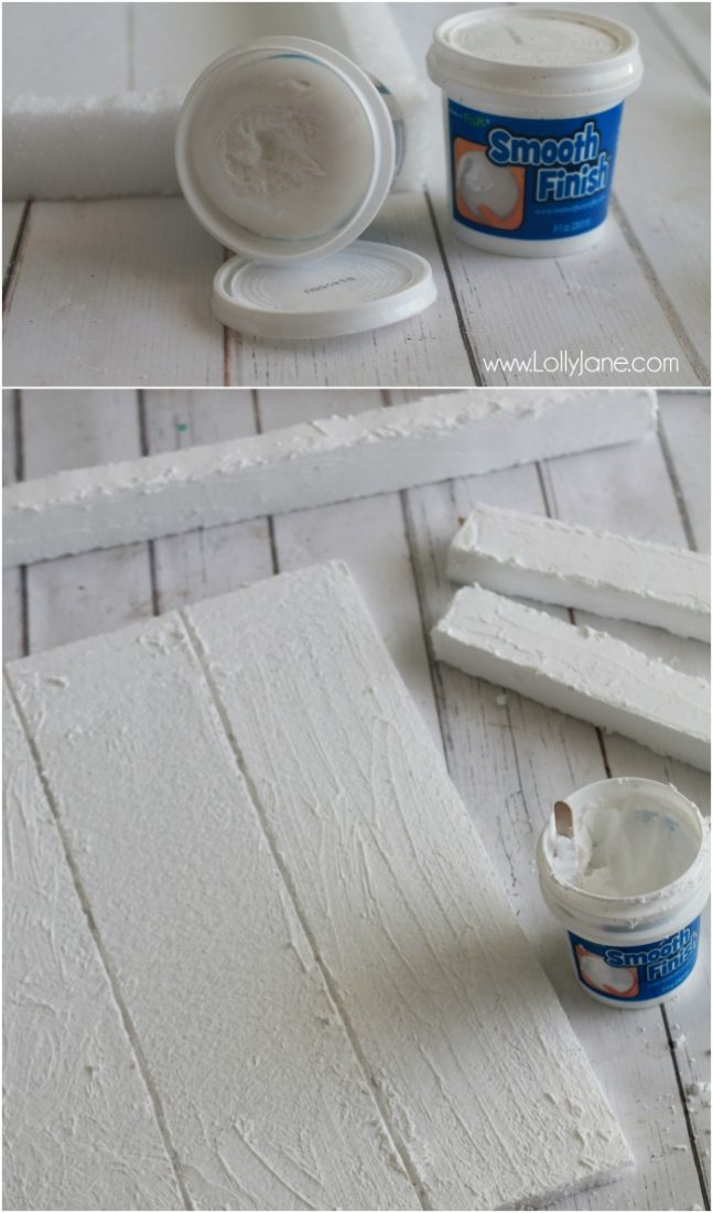 Make this fun summer sign using foam! Easy DIY craft project, hello sunshine! Cute summer decor idea!