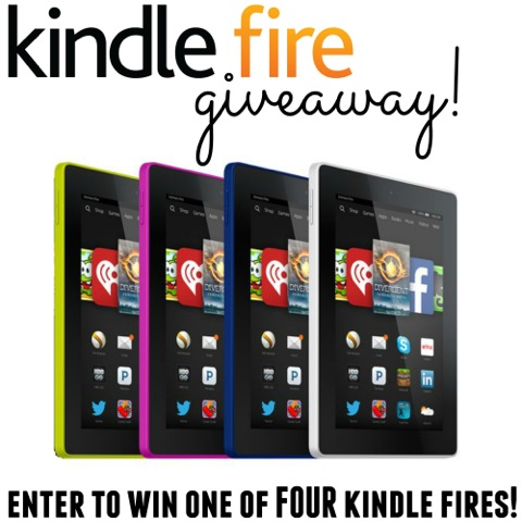 Kindle Giveaway! Enter at LollyJane.com :: ends 09/14/15