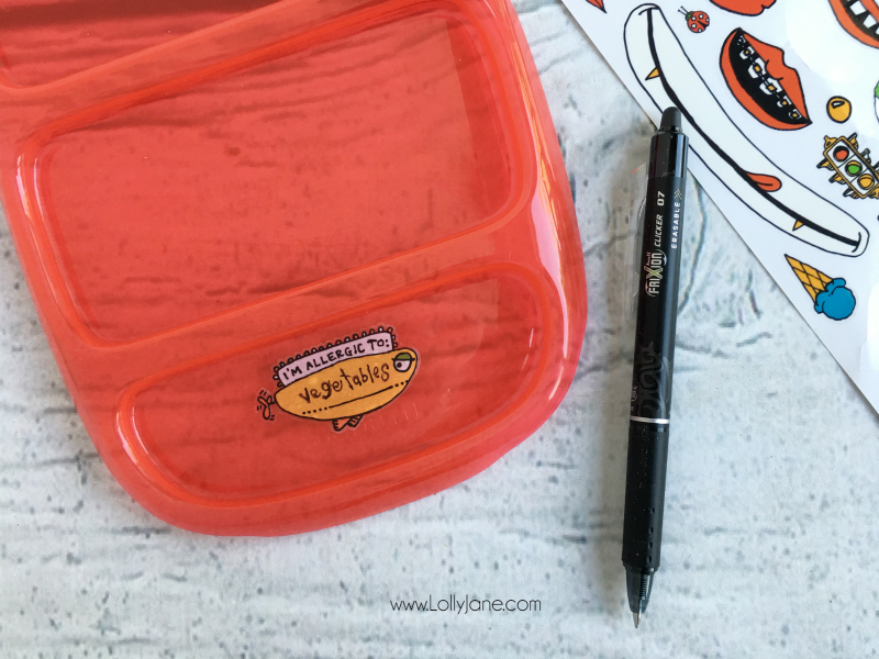 Bento Box Lunch Ideas! Lots of cute ways to spcie up your kids lunches!