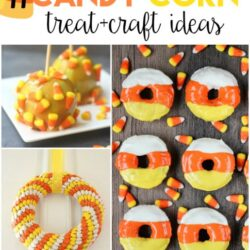 candy corn treat and craft ideas
