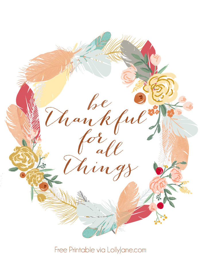 photo regarding Thankful Printable called Cost-free printable drop artwork