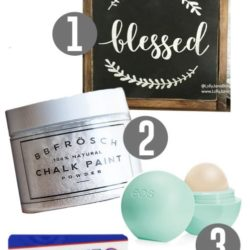 our favorite things giveaway