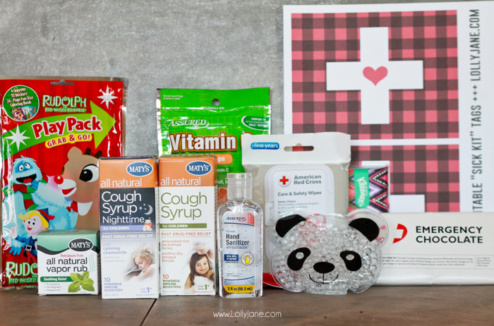 Sick-Kit-Supplies-Free-Printable-Tag
