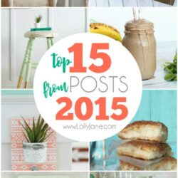 top 15 projects from 2015