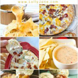 21 easy dip recipes