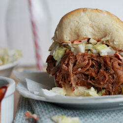 crock pot bbq pulled pork