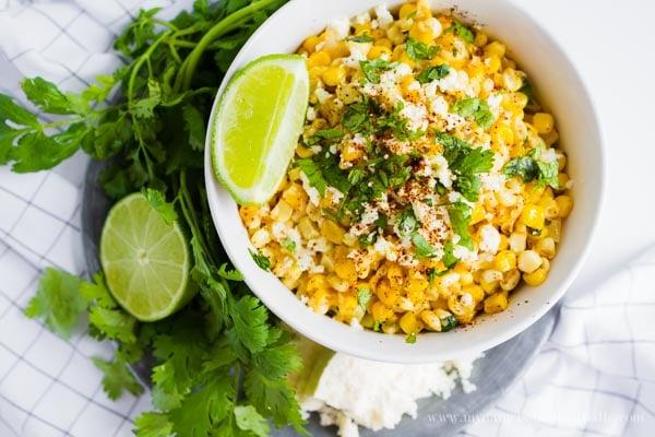 Street Corn Recipe