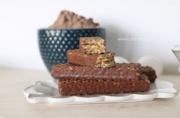 nutty bar cupcakes - Lolly Jane