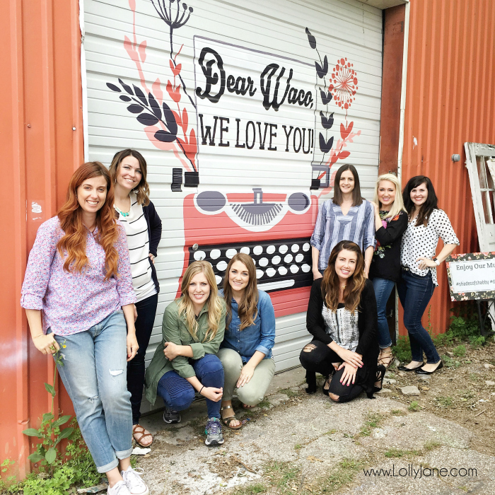Magnolia trip review, loved Waco TX! A must visit, places to shop while in Waco, places to eat in Waco. Read before you head to Waxo TX for the Fixer Upper Magnolia House trip of a lifetime!