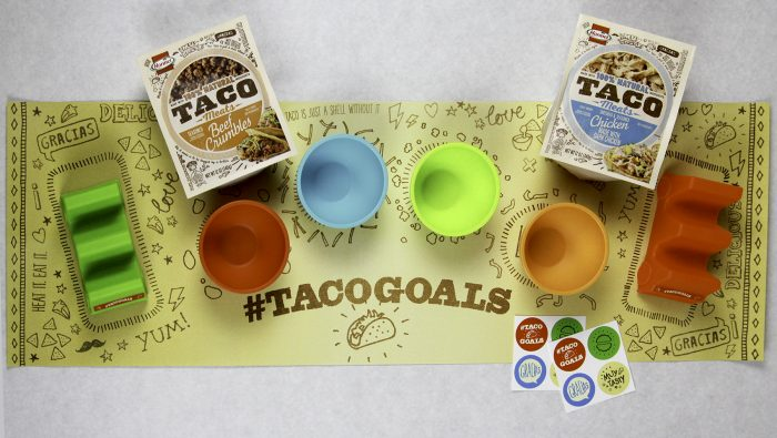 Win this prize pack! Enter at lollyjane.com #TacoGoals