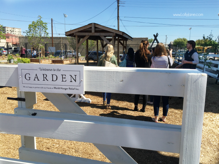 We Loved To Get A Sneak Peek Into The New Magnolia Garden House (it Was