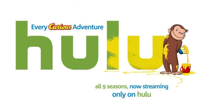 Curious George on HULU