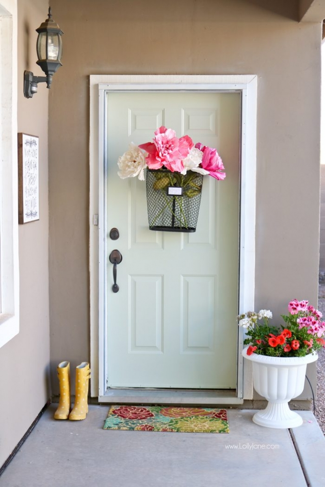Easy-Spring-Refresh-Door-Makeover-6