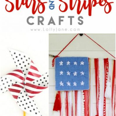 23+ stars and stripes crafts