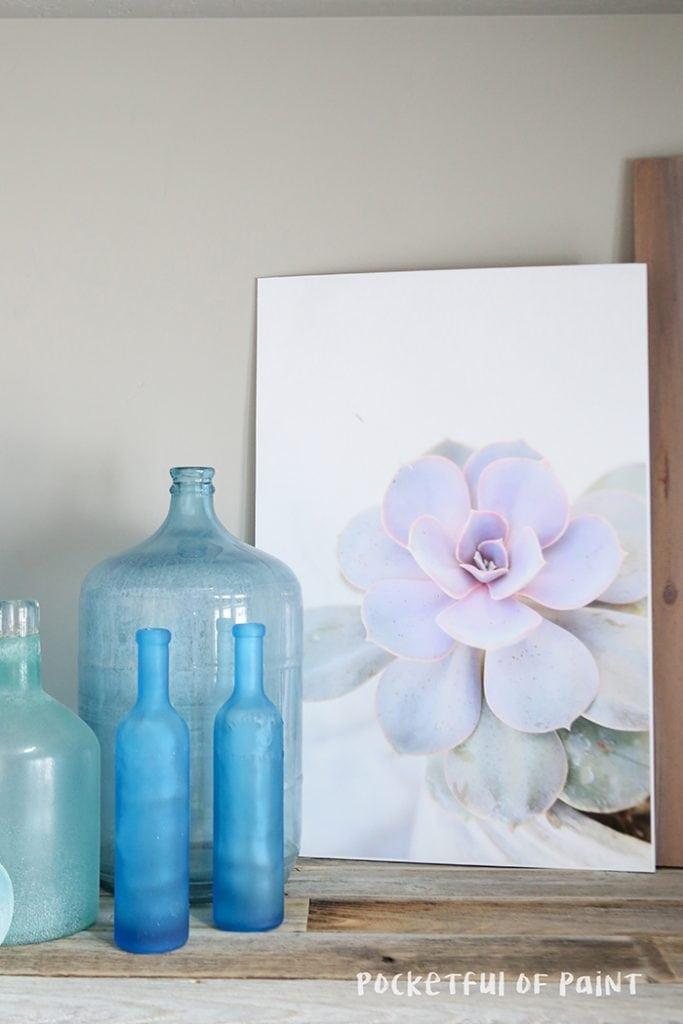 succulent art free print