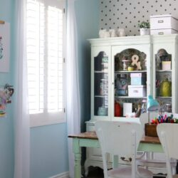 Craft room refresh