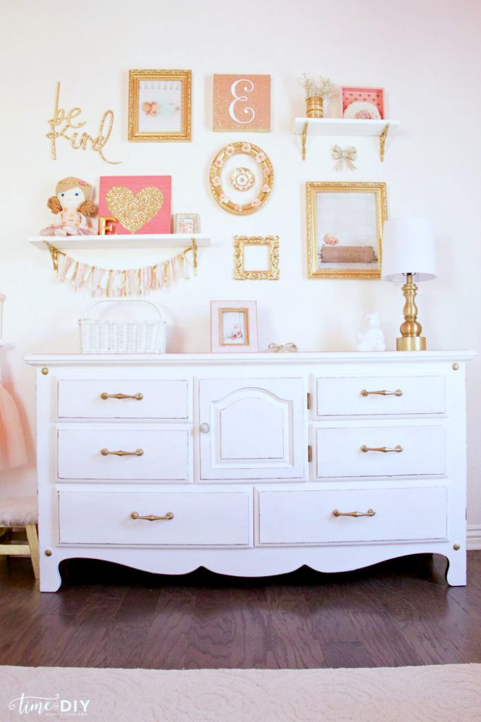 Chippy Glam Dresser Makeover Lolly Jane